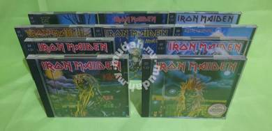 Iron Maiden THE FIRST TEN YEARS 1995 EMI Double CD