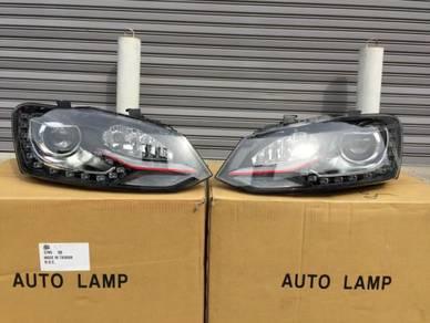 Volkswagen polo head lamp