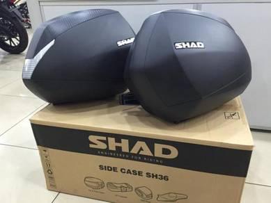 SHAD Side Box SH36 For Yamaha MT-09 / MT09