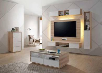 Natural colour wall tv cbt