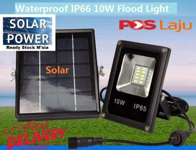 Waterproof IP66 10W Solar Light Small Bright