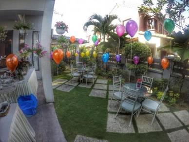 Private Party Deco 00136