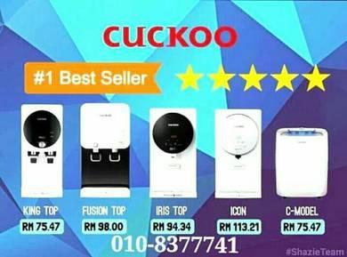 Penapis Air CUCKOO Water Filter Serdang Kedah