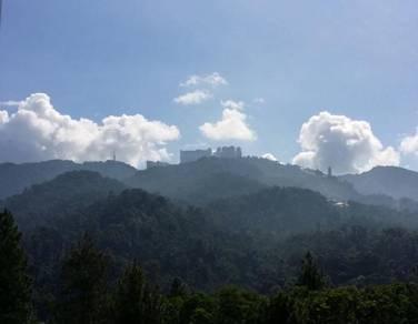 {Fully Furnish} Mawar Apartment Gohtong Jaya at Genting Highlands