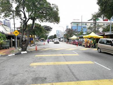 Kampung Baru Golden Triangle Zone 8751 Sqft- Wide road frontage