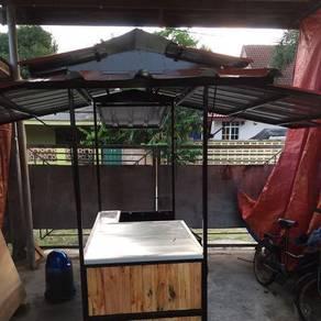 Stall baru untuk dijual cash/ansuran