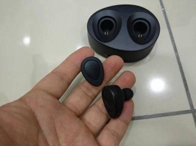 Mini TWS Twin Wireless Earbuds BT4.1 Charging Dock