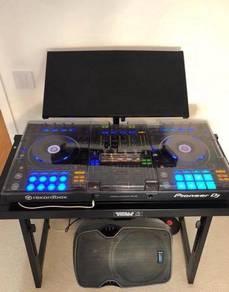 Pioneer DDJ-RZ, Pioneer Flight Case, DJ Deck Stand