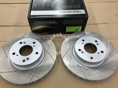 Dixcel Disc Rotor SD Honda Integra DC5 R Front