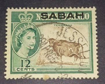 Setem Sabah / North Borneo - Set S23