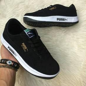 Puma GV Special Black White