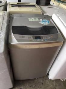 LG 6.5kg automatic top load washing machine refurb