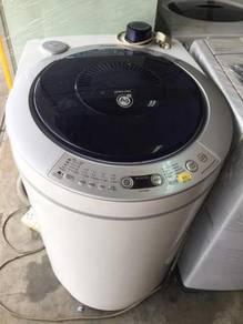 Sharp 9.5KG automatic top load washing machine