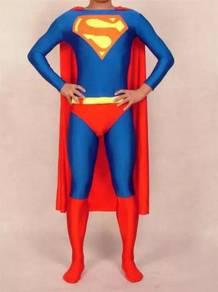Superman cosplay costume