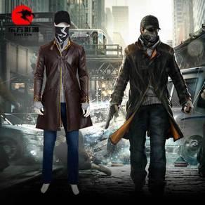 Game Watch dog Jacket Coat