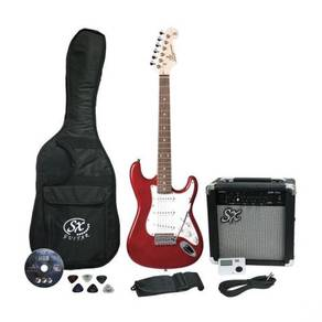 Set Gitar Elektrik SX (EG1K)
