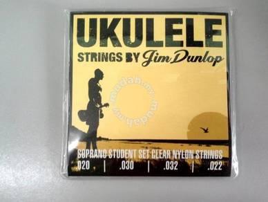 Jim Dunlop -Saprano Clear Nylon Ukulele String