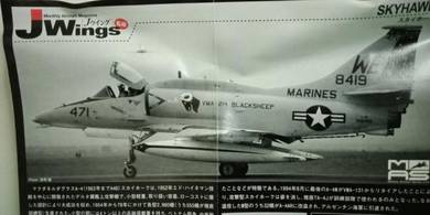 A 4M Skyhawk VMA 311 Tomcats