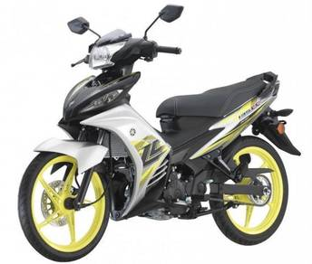 2018 Yamaha lc 135 Auto Newcolour (Whatapps-Apply)