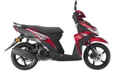 2018 Yamaha EGO Solariz 125 Scooter(whatapps-aply)