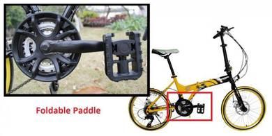 Foldable Paddle � Folding Bike