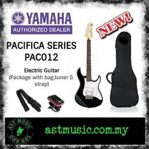 Yamaha PAC012 pac012 Electric Guitar Pack-BK
