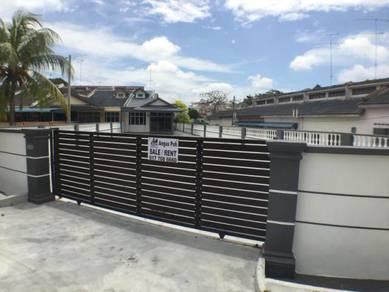 Taman Sri Kluang Fully Renovated Super BigSingle Storey Terrace corner