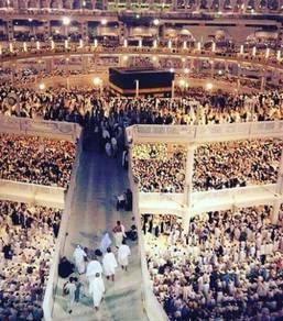Umrah Sambut Ramadhan 2018