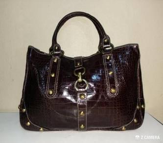 Tote Bag Alligator Leather LEILIAN