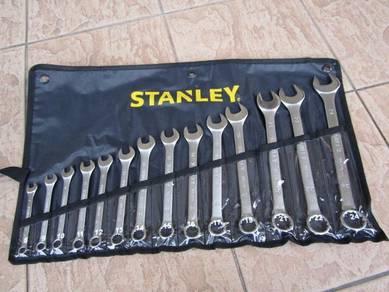 Stanley 14pcs 8-24mm Maxi Drive Combination Spanne