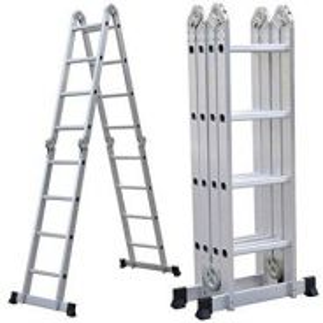 Tangga ladder Pelbagai ketinggian Baru ADA