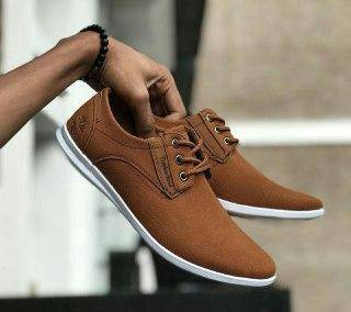 Casual timberland brown