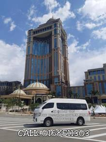 Kota Kinabalu Sewa Van rombongan percutian lawatan