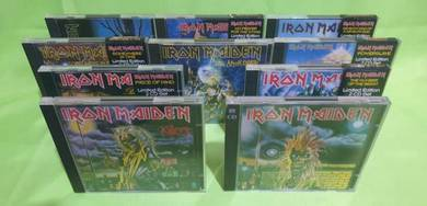 Iron maiden THE FIRST 10 YEARS 1995 Castle CD