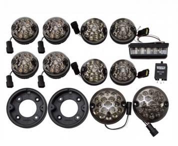 Britpart WIPAC Defender LED 11 Piece Set