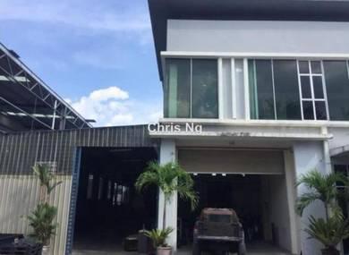 Kws Perindustrian Lekas 18 Semi D Factory Jln Bangi Lama Semenyih