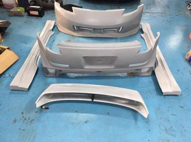 Fairlady Z33 350Z Nismo 3 Fiber Glass Body Kit