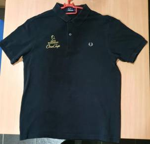 Fred Perry Polo Shirt Limited Edition size M