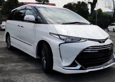 Toyota estima acr50 2006/2015 convert 2016 spec