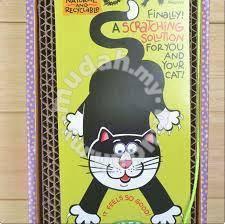 Pet Cat Scratchy Box- Anti scratch board
