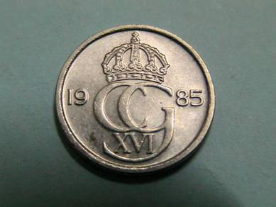 Sweden 10 Ore 1985