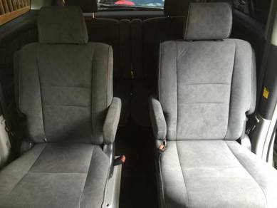Alphard 2000-2007 8 seater converted to7 seater