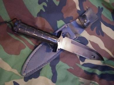 Army Knife Comando Pisau Askar Knives Knifes