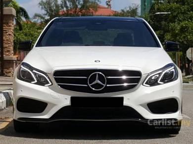 Mercedes W212 Facelift AMG Bodykit