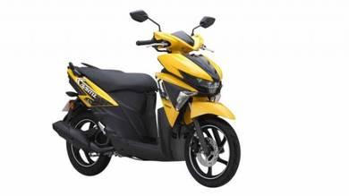 2018 Yamaha Ego Avantiz 125(Whatapps-Apply)