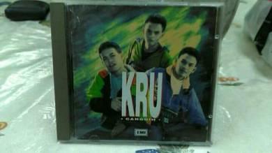 CD KRU 1992 Canggih (First press)