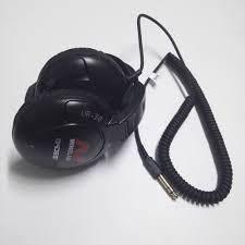 Ground Metal Detector Using Headphone