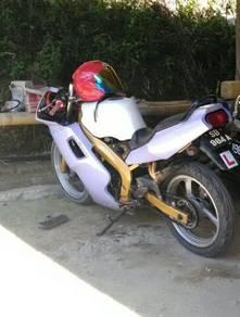 1998 Yamaha tzm 150
