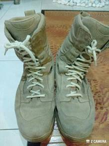 Brand Danner Ori leather and canvas tactical Boots