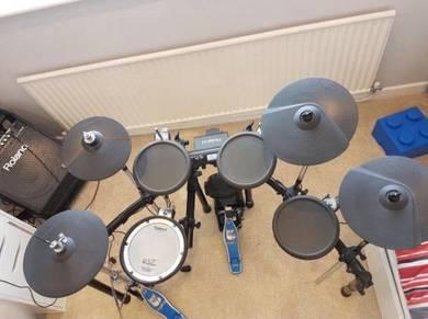 Roland TD 4 V- Drum Portable Electronic Drum Kit